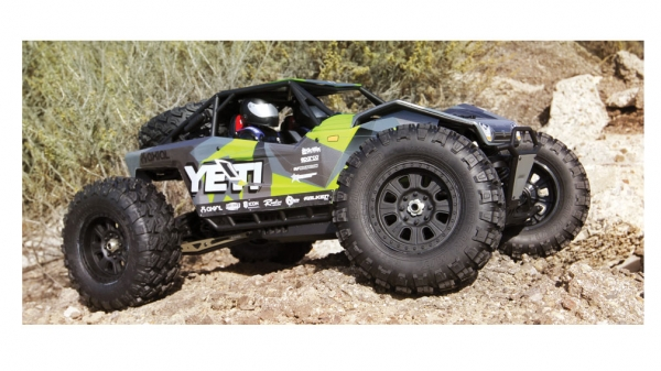 Axial Yeti XL 1/8th Kit
