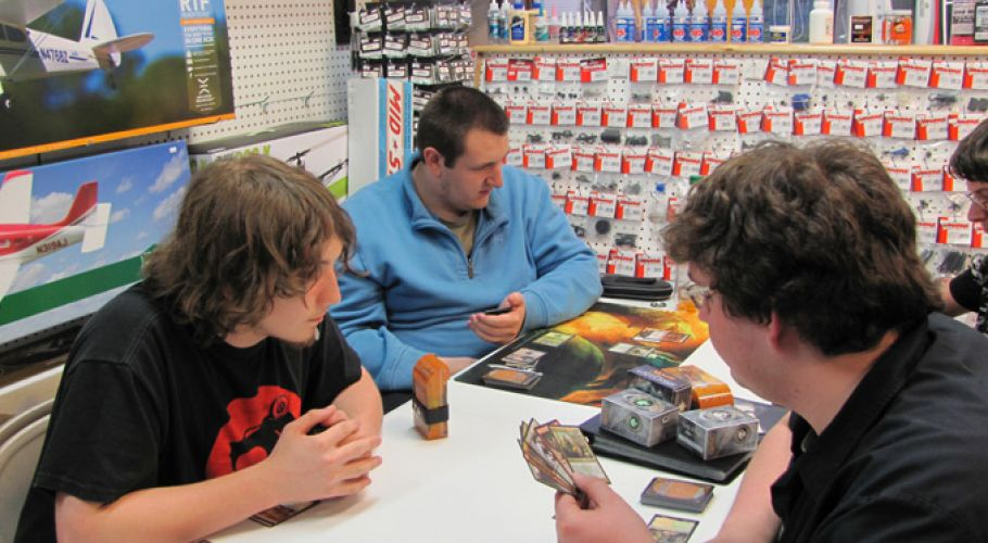 Dragon's Maze Prerelease Play
