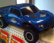 Opening Day Raffle Prize - Slash Ford Raptor